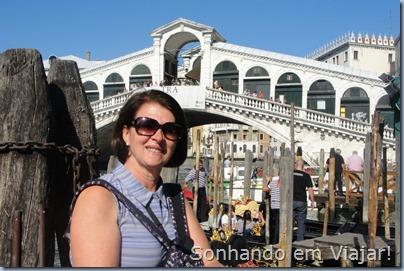 Itália-Ponte de Rialto