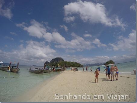 Foto tup island